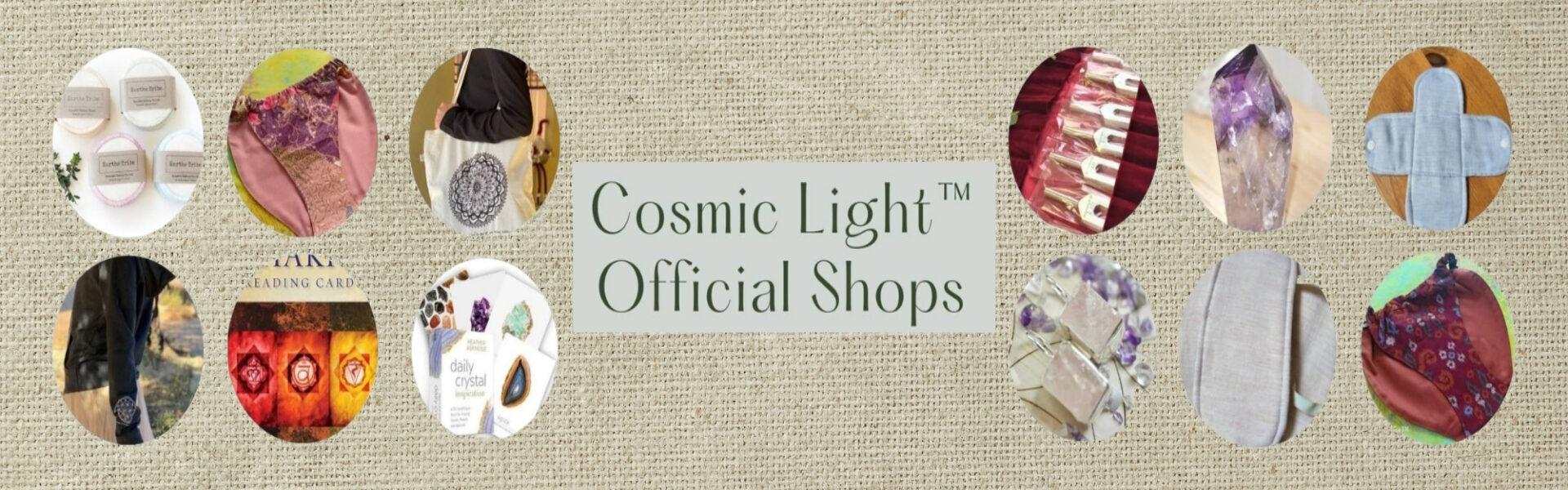 Cosmic Light™ Official Shops